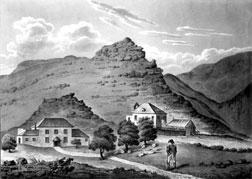 """Bonaparte on St. Helena Island"""