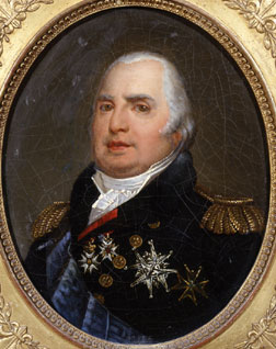 """King Louis XVIII"": Napoleon - An Intimate Portrait"