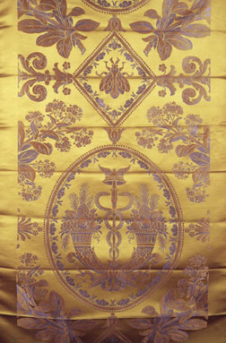 Fabric sample from Versailles